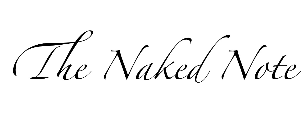the naked note